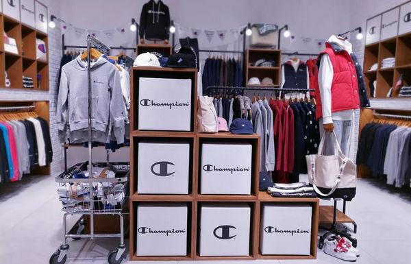 重庆 Champion 专卖店、门店地址