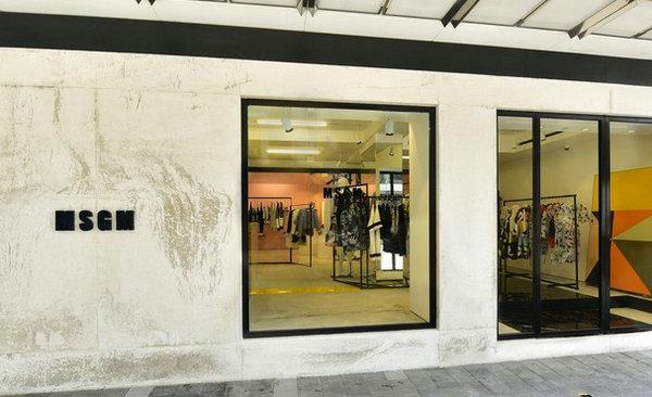 青岛 MSGM 专卖店、门店