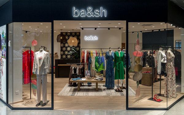 成都 Ba&sh 巴安斯专卖店、实体店