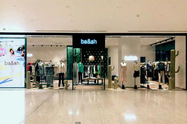 重庆 Ba&sh 巴安斯专卖店、实体店