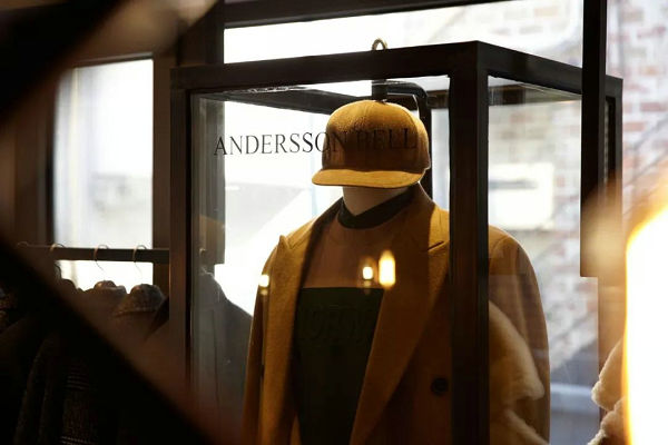 香港 Andersson Bell 专卖店、门店