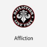 Affliction 美国加州暗黑系摇滚服饰潮牌