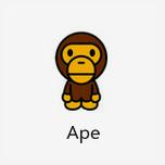 ape 安逸猿
