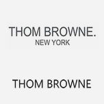 THOM BROWNE 设计师同名美式复古绅士潮牌