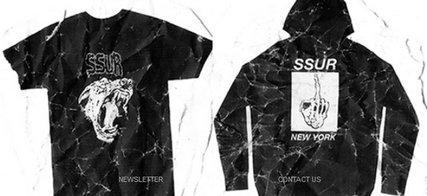 ssur T恤和外套