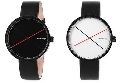 """设计界最高""""红点奖""""-德国贝格曼手表品牌"""