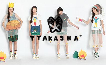 TYAKASHA塔卡沙 原创趣味潮牌