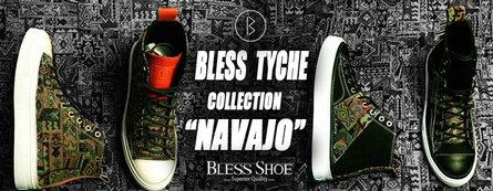 Bless Tyche潮鞋品牌