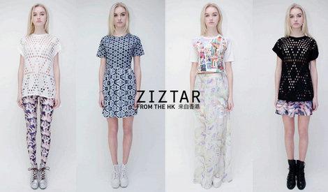ZIZTAR 香港新晋设计师女装潮牌
