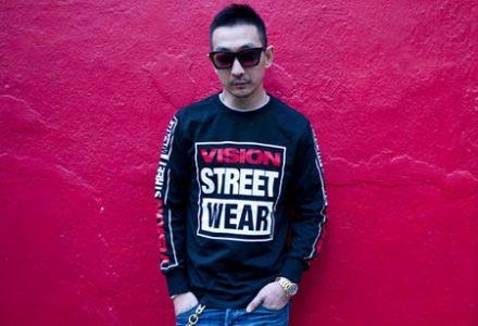 Vision street wear 美国加州街头潮牌