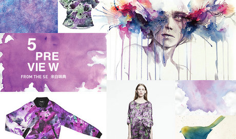5preview 恶搞奢侈大牌的北欧潮流服饰