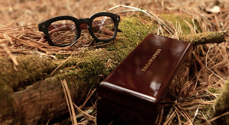 Sagawa fujii佐川藤井 木质潮流眼镜领军品牌的真相