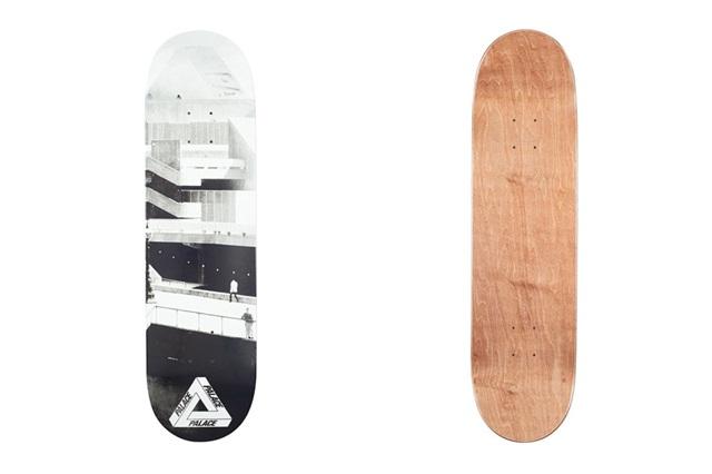 Palace Skateboards 发售两款用于做慈善事业的滑板