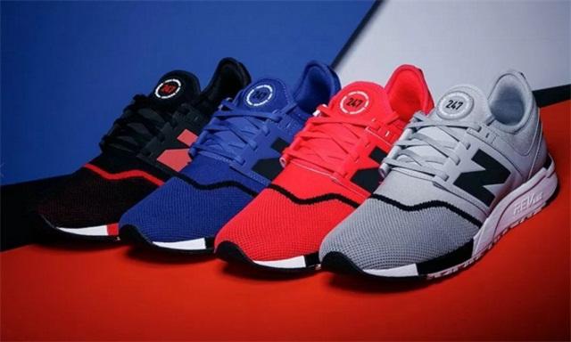四种颜色可搭配的更加随性,New Balance 247 系列推出全新配色