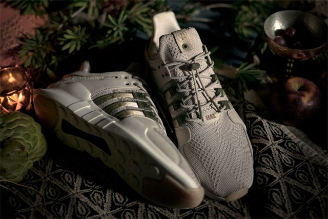 adidas Consortium x Highs and Lows 联名推出 EQT Support ADV 鞋款,极具澳洲气息!