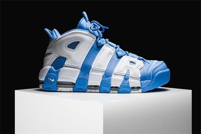 Nike Air More Uptempo 重新复刻推出「University Blue」配色,大AIR时代!