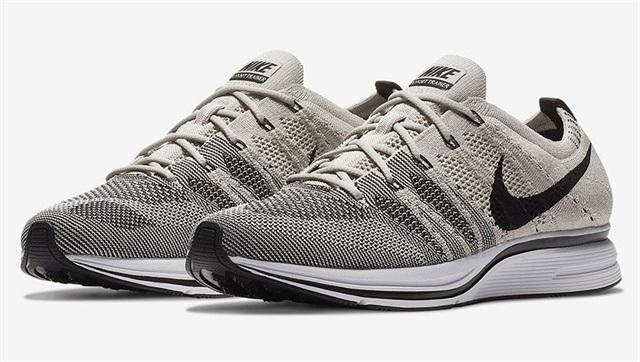 Nike Flyknit Trainer 推出全新「Pale Grey」及「Sunset Tint」两款配色,七夕虐单的好物件!