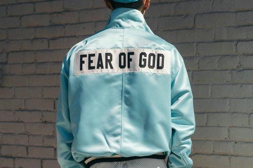 Fear Of God 独特又随意的美国高街潮牌