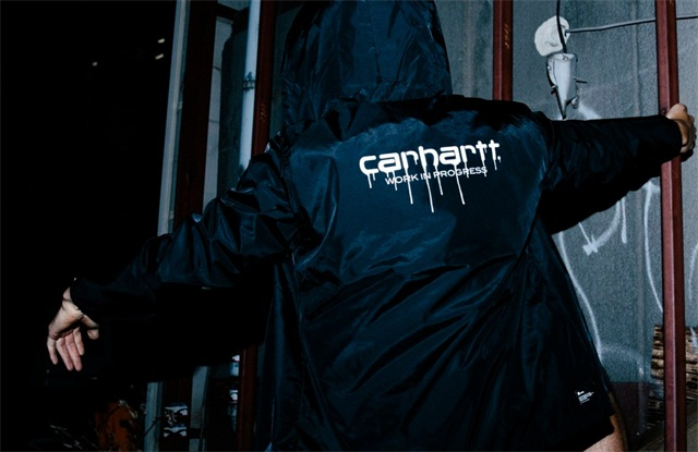 Carhartt WIP x mo'design inc 联名推出「CARHARTT MODES」系列