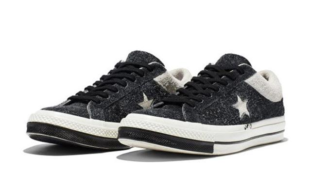CLOT x CONVERSE 联名的 One Star 鞋款,发售日期正式公布!