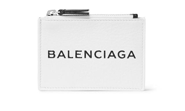BALENCIAGA 巴黎世家推出一款全新印字卡包
