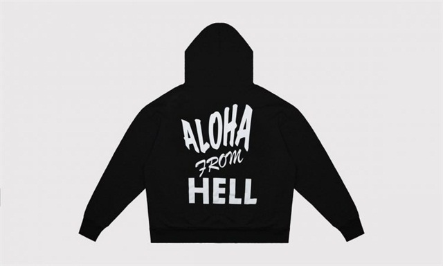 "Aries 推出全新 ""Aloha From Hell"" 胶囊系列"