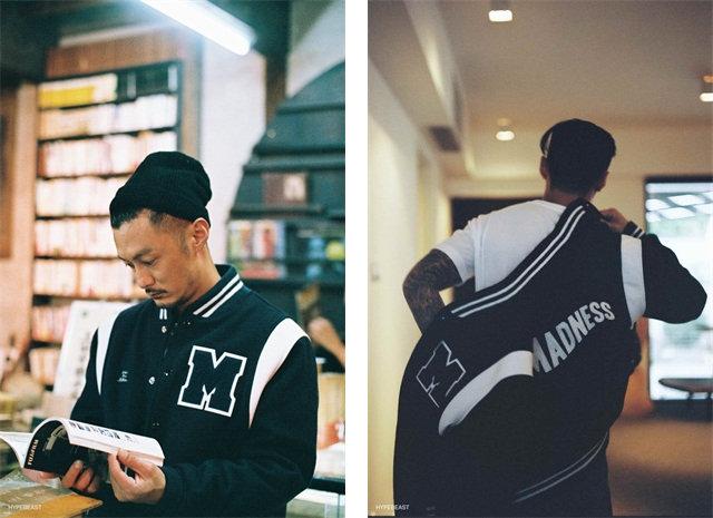 MADNESS x GB SPORT 联名发布 Varsity Jacket 系列潮流棒球外套