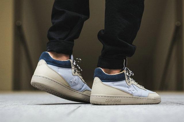 CLOT x Converse Fastbreak Mid 联名鞋款系列,即将开售!
