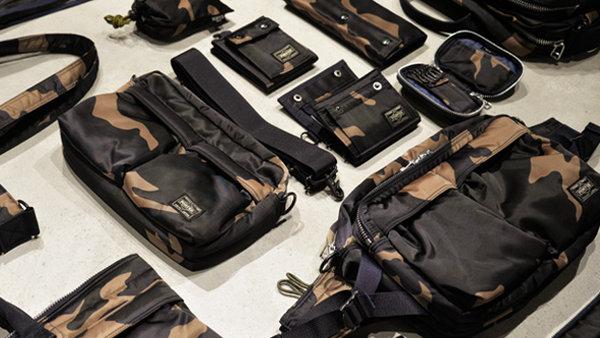 Porter吉田包 火透大半个世纪的日本国民包袋品牌