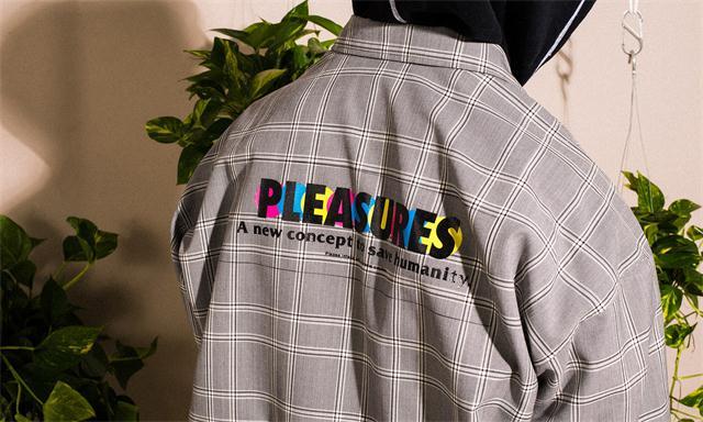 洛杉矶街牌 PLEASURES x monkey time 联名公布系列 Lookbook 型录
