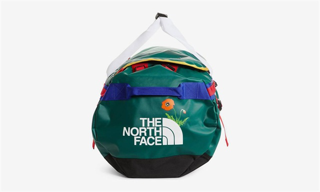 THE NORTH FACE北面 x Nordstorm 联名系列单品全览,全方面赏析配上小花的 TNF