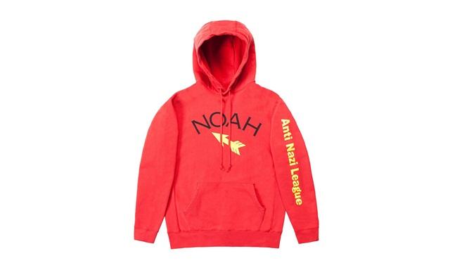 NOAH 发布 2018 年 Anti Nazi 别注系列,更有态度的设计