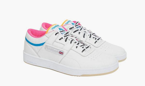 Palace与Reebok全新联名鞋款Workout系列发售信息公开