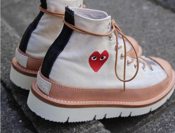 客制鞋的新气质!日本潮人朋友的改造让人大呼过瘾