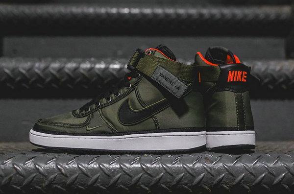 纽约街牌Vandal-A x Nike 联名 Vandal High 鞋款