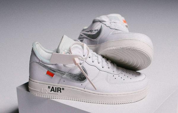 OFF-WHITE x Air Force 1联名鞋款真假辨别1.jpg