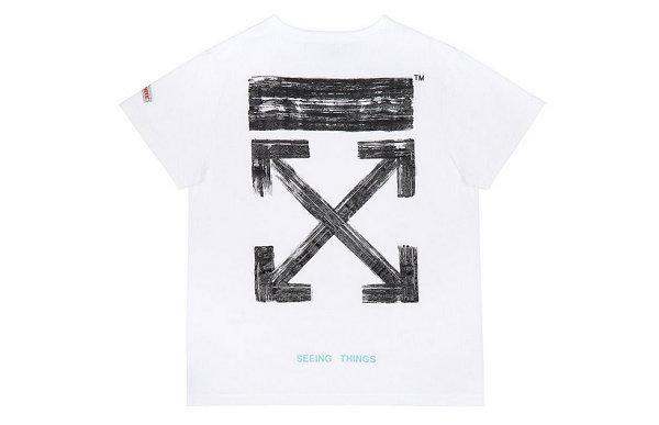 OFF-WHITE经典Logo找到出处了!致敬or抄袭?