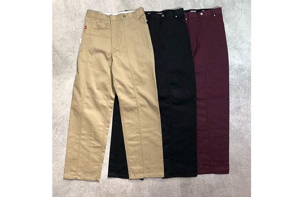 工装潮牌Dickies x CHRISTIAN DADA 2018联名工装裤,现已开售!