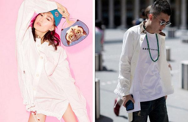 CLOT巴黎限定店联名系列已于中国开售,包括sacai等三大品牌~