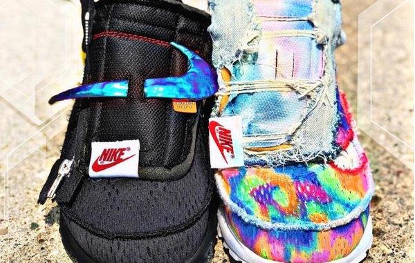 比官方还炫酷!Virgil Abloh x Nike Air Presto最强定制款!