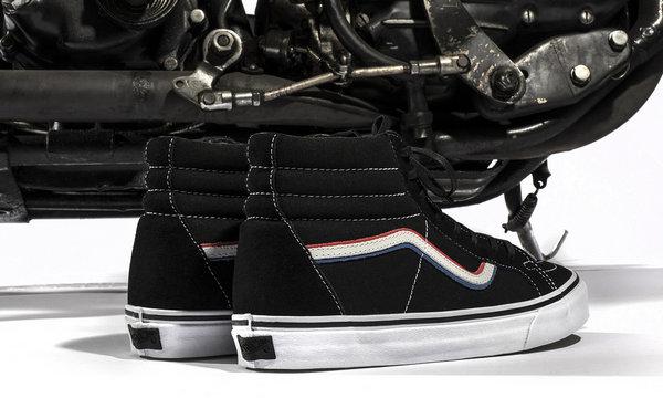 Blends x Born Free x Vans 三方联名鞋款释出!