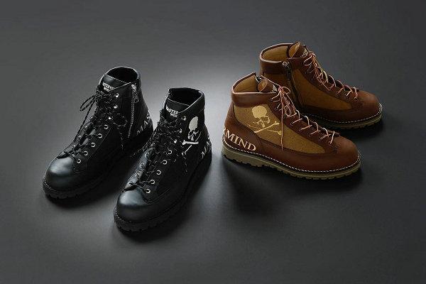 mastermind WORLD x Danner 2018 联名靴款 Mountain Light II 系列释出