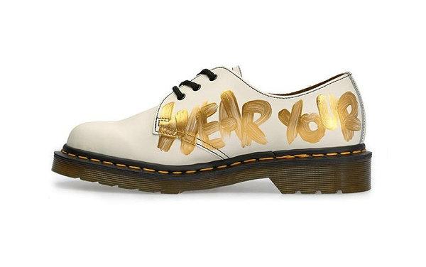 日潮 CDG x Dr.Martens 最新联名鞋款发售