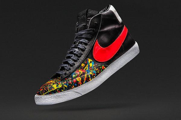 颜值爆表?Virgil Abloh x Nike 联名系列最新客制版来袭!