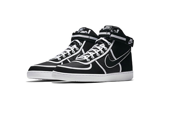 NIKE Vandal High Supreme 全新黑白配色版本释出