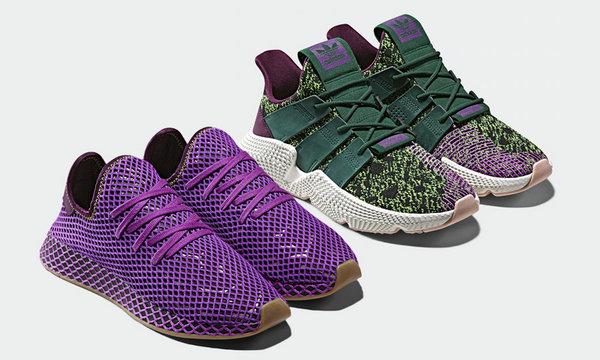 《龙珠 Z》x 三叶草联名鞋款的发售信息都在这里了~