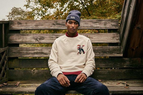 美潮 KITH 正式公布 2018 秋季系列型录,即将发售