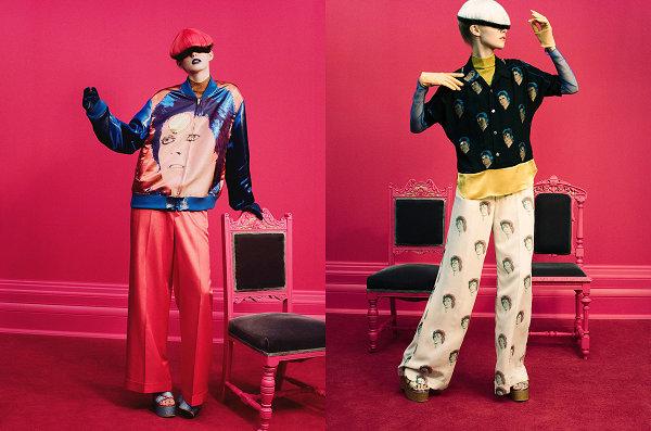 日潮 UNDERCOVER 2019 春夏女装系列完整型录公开