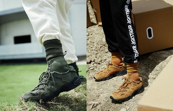 潮鞋品牌 ASICSTIGER 新晋打造 2018 秋季户外机能鞋款