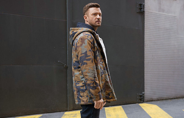 李维斯 x Justin Timberlake 2018 联名秋冬系列即将发售